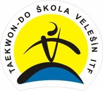 oficiální znak Taekwon-Do školy Velešín ITF